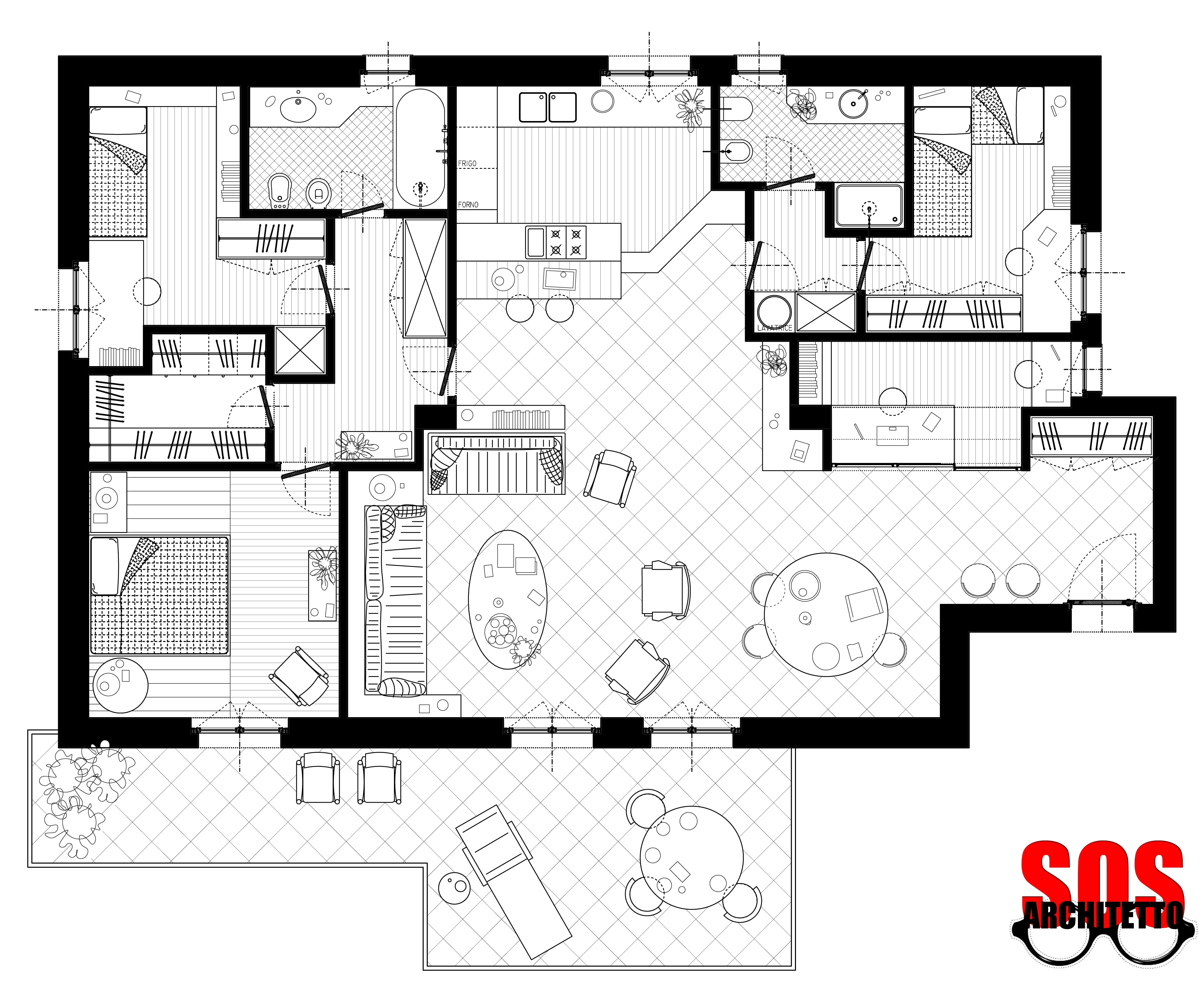 casa progetto 002 sos architetto online sos architetto