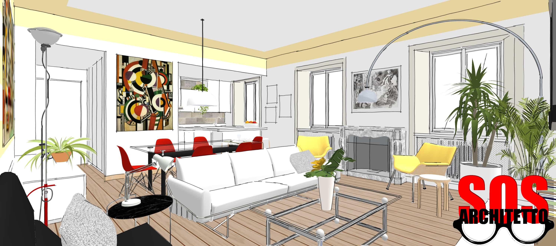 Casa Progetto 003  SOS Architetto Online - Andrea Vertua ArchitettoAndrea Vertua Architetto