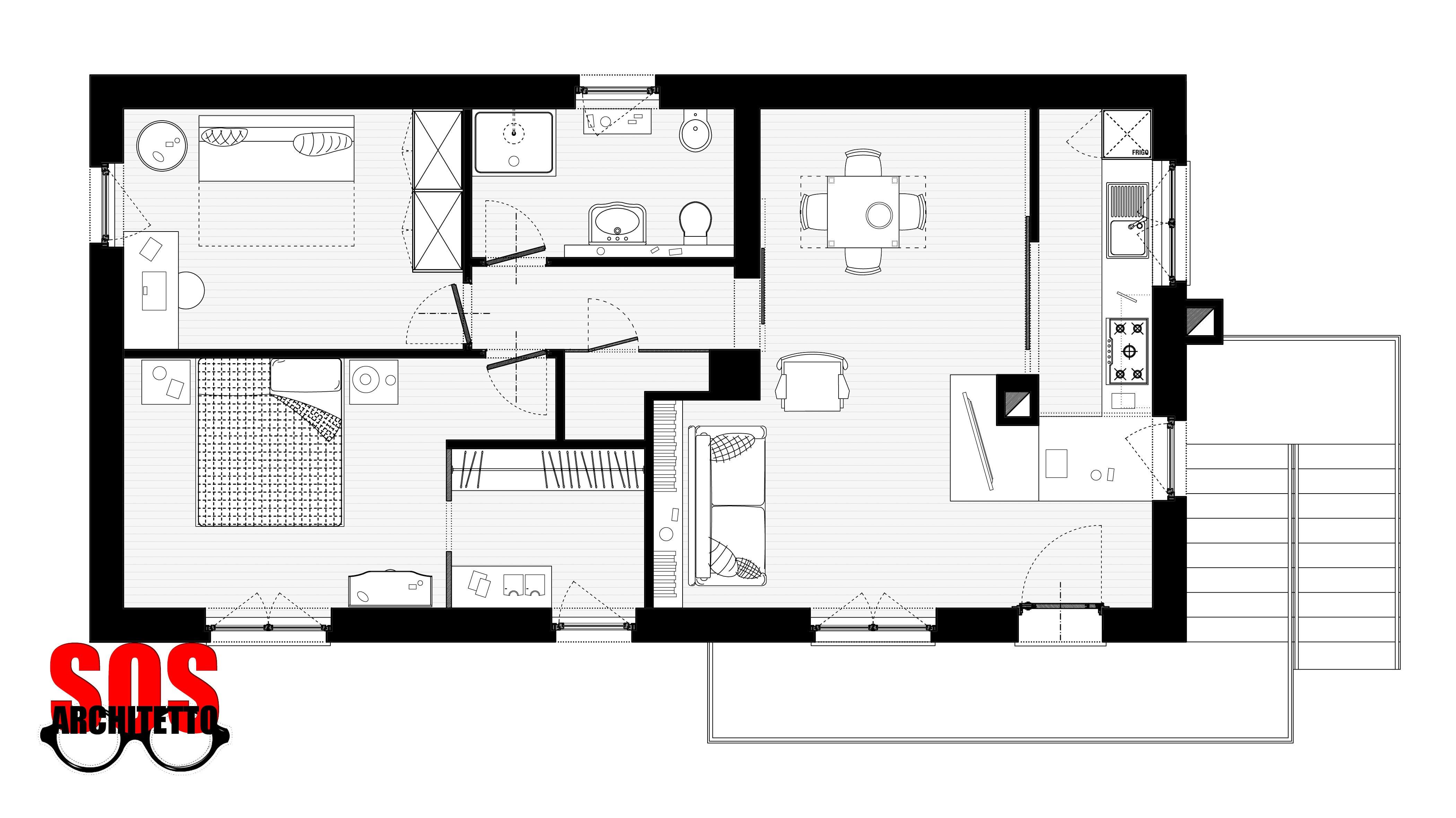 casa progetto 009 sos architetto online sos architetto
