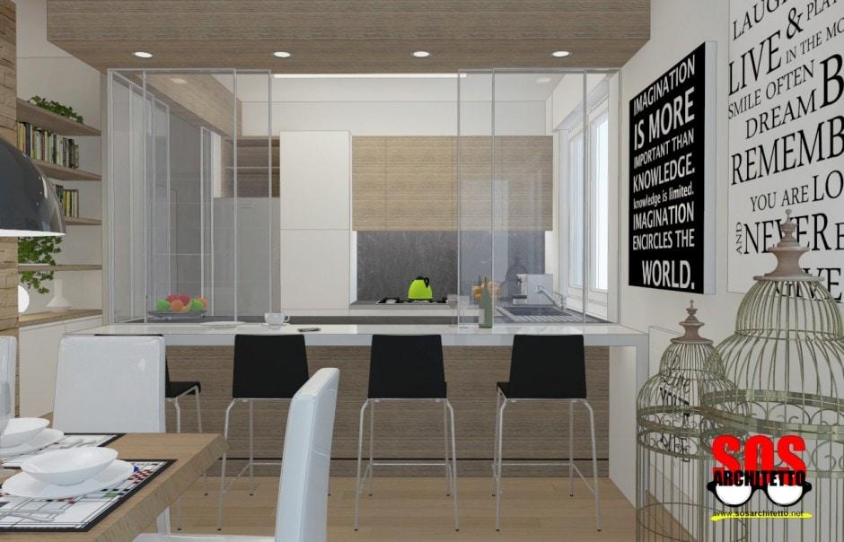Arredamento casa progetto 016 sos architetto sos - Progetto casa arredamenti ...