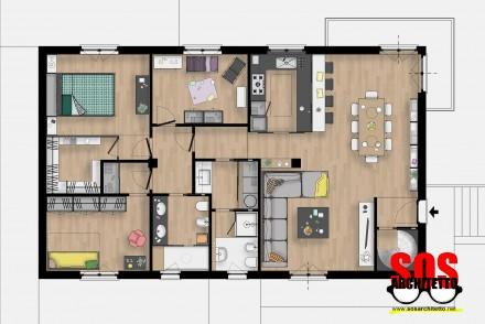 Progetto Arredamento - Architetto Online