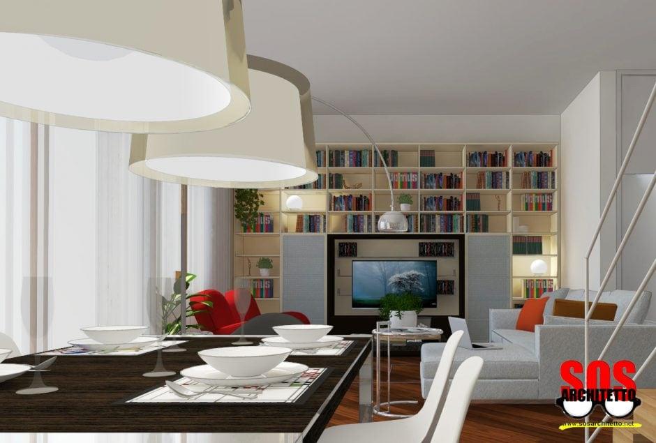 Progetto arredamento casa arredare casa mixando diversi for Progetto casa arredamenti