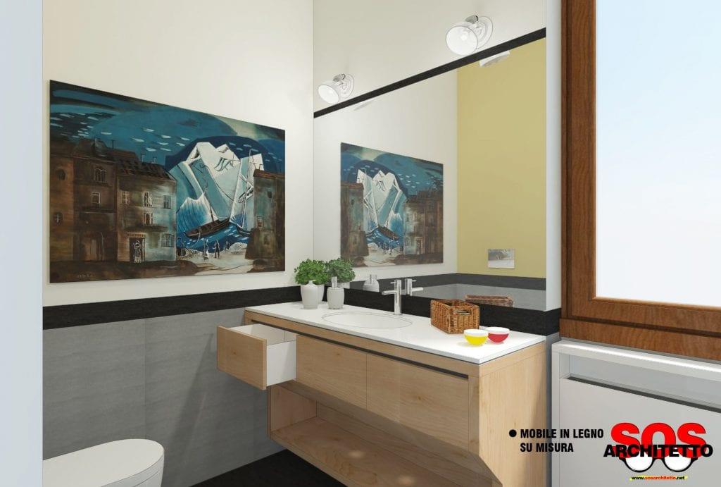 Arredamento Bagno - Architetto Online