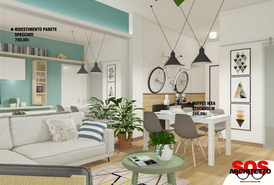 Rivoluzionare un soggiorno con l\'arredamento giusto - SOS ...