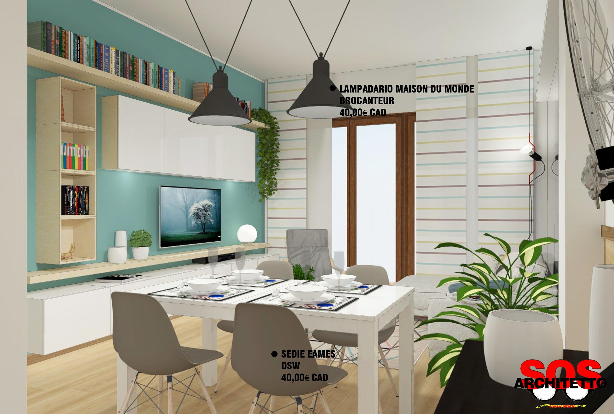 Rivoluzionare un soggiorno con l 39 arredamento giusto for Imitazioni sedie design