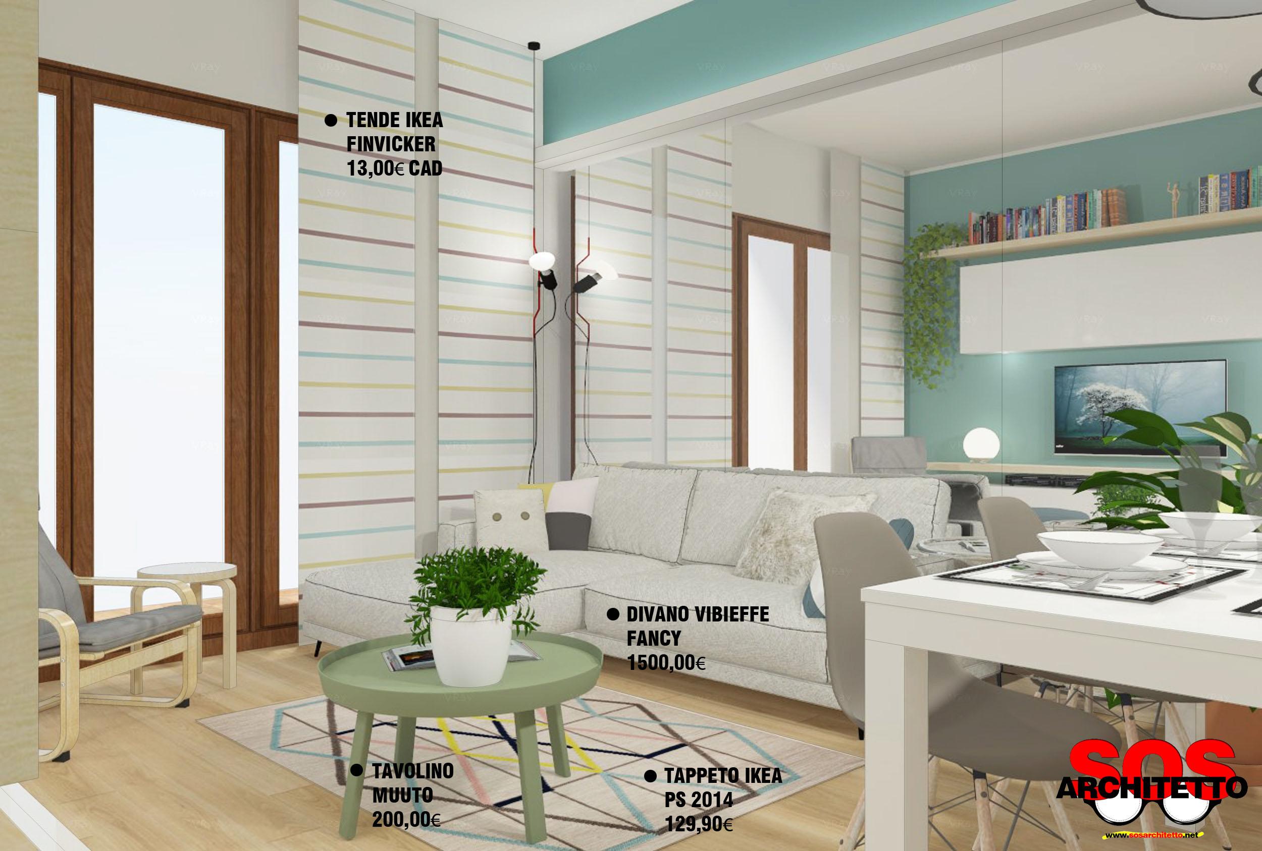 Rivoluzionare un soggiorno con l 39 arredamento giusto - Arredamento ikea soggiorno ...
