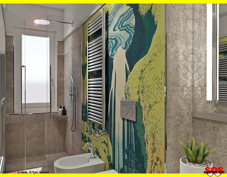 Bagno Stretto E Lungo Arredamento : Come arredare un bagno lungo e stretto sos architetto