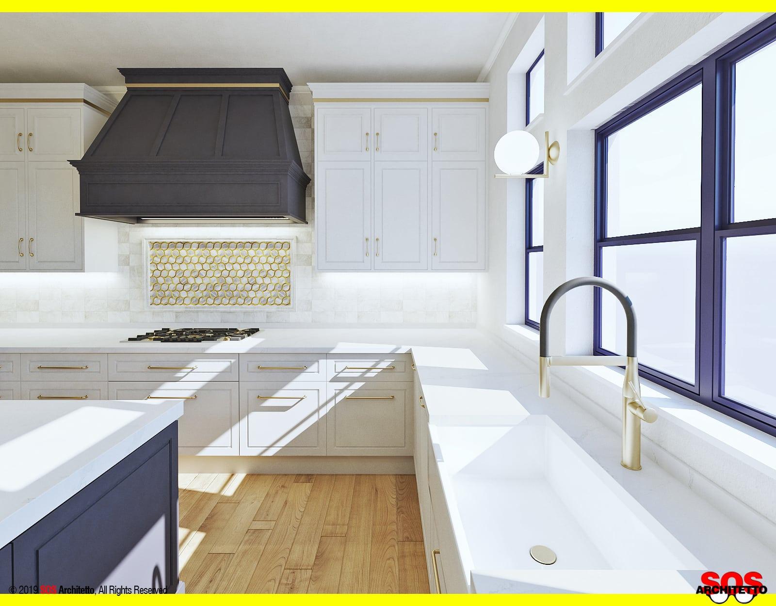 cucina-classica-bianca-progetto