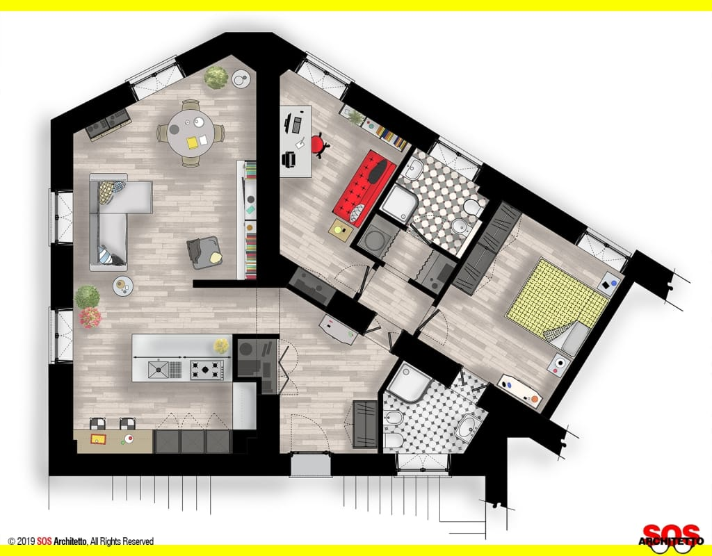 planimetria-progetto-arredo-casa